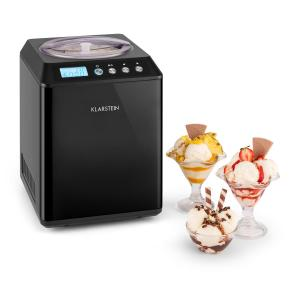 Vanilly Sky Family Gelatiera Frozen Yogurt 250W 2,5l Nero