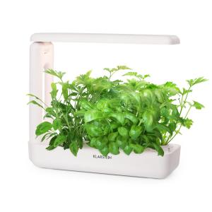 Klarstein GrowIt Cuisine Smart Indoor Jardin hydroponique 12 plantes 25W 2 litre