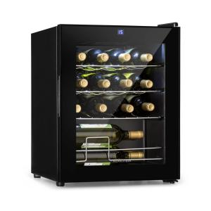 Shiraz, vinoteka, 42 l, touch screen, 131 W, 5 - 18 °C, crna