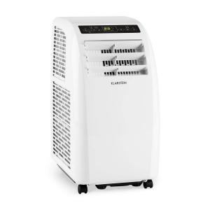 Metrobreeze Portable Air Conditioner 10000 BTU 3 Operation Modes Remote Control White