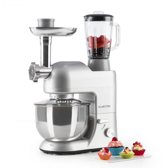 Lucia Argentea Kitchen Machine